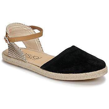 Παπούτσια Γυναίκα Σανδάλια / Πέδιλα Casual Attitude MADELEINE Black