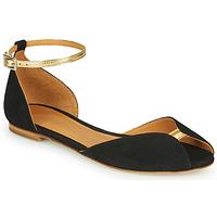 Παπούτσια Γυναίκα Σανδάλια / Πέδιλα Emma Go JULIETTE Black / Gold