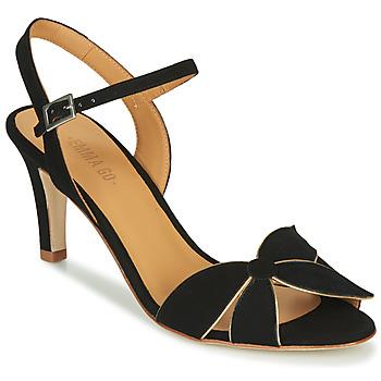 Παπούτσια Γυναίκα Σανδάλια / Πέδιλα Emma Go SELENA Black