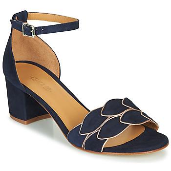 Παπούτσια Γυναίκα Σανδάλια / Πέδιλα Emma Go ZOE Marine