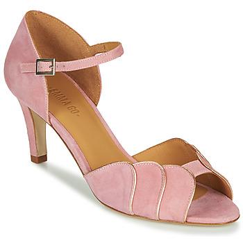 Παπούτσια Γυναίκα Σανδάλια / Πέδιλα Emma Go PHOEBE Ροζ