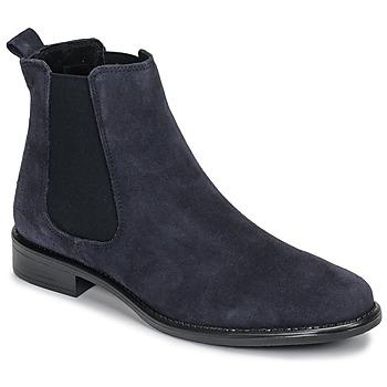 Παπούτσια Γυναίκα Μπότες Betty London NORA Marine / Croute