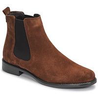 Παπούτσια Γυναίκα Μπότες Betty London NORA Brown / Croute