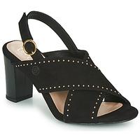 Παπούτσια Γυναίκα Σανδάλια / Πέδιλα Betty London MADINE Black