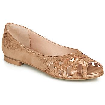 Παπούτσια Γυναίκα Σανδάλια / Πέδιλα Betty London MANDINE Gold