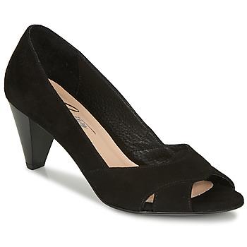 Παπούτσια Γυναίκα Γόβες Betty London MIRETTE Black / Suede