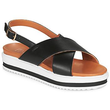 Παπούτσια Γυναίκα Σανδάλια / Πέδιλα Betty London MAFI Black