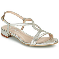 Παπούτσια Γυναίκα Σανδάλια / Πέδιλα Betty London MATISSO Silver