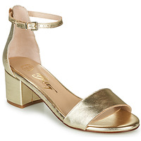 Παπούτσια Γυναίκα Σανδάλια / Πέδιλα Betty London INNAMATA Gold