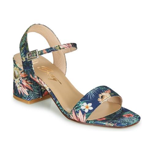Παπούτσια Γυναίκα Σανδάλια / Πέδιλα Betty London MAKITA Marine