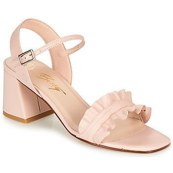 Παπούτσια Γυναίκα Σανδάλια / Πέδιλα Betty London MARIKA Ροζ