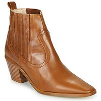 Παπούτσια Γυναίκα Μποτίνια Betty London MIRTA Cognac