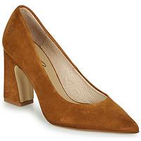 Παπούτσια Γυναίκα Γόβες Betty London MONDI Cognac