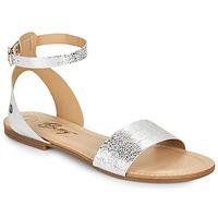 Παπούτσια Γυναίκα Σανδάλια / Πέδιλα Betty London GIMY Silver