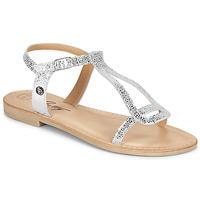Παπούτσια Γυναίκα Σανδάλια / Πέδιλα Betty London MISSINE Silver