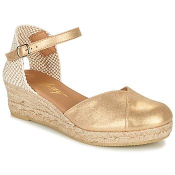 Παπούτσια Γυναίκα Σανδάλια / Πέδιλα Betty London INONO Gold