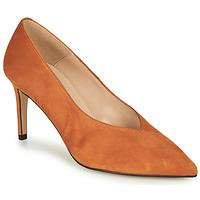 Παπούτσια Γυναίκα Γόβες Betty London MINATTE Cognac
