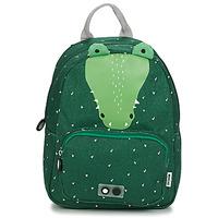 Τσάντες Παιδί Σακίδια πλάτης TRIXIE MISTER CROCODILE Green