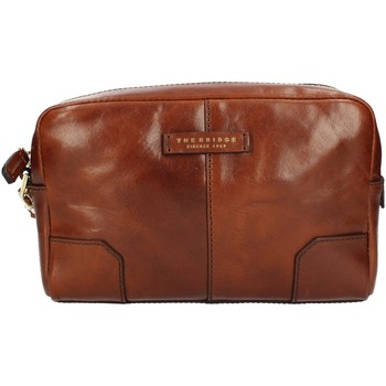 Τσάντες Άνδρας Pouch / Clutch The Bridge 05363001 Brown