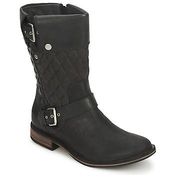 Παπούτσια Γυναίκα Μπότες UGG CONOR Black