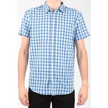 Υφασμάτινα Άνδρας Πουκάμισα με κοντά μανίκια Wrangler S/S 1 PKT Shirt W5860LIRQ Multicolor