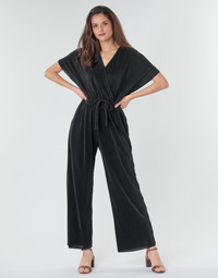 Υφασμάτινα Γυναίκα Ολόσωμες φόρμες / σαλοπέτες Moony Mood CLOKES Black