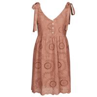 Υφασμάτινα Γυναίκα Κοντά Φορέματα Betty London MOLINE Ροζ