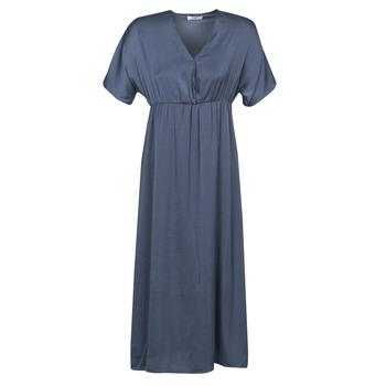 Υφασμάτινα Γυναίκα Μακριά Φορέματα Betty London MOUDA Marine
