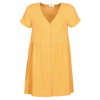 Υφασμάτινα Γυναίκα Κοντά Φορέματα Betty London MARDI Yellow
