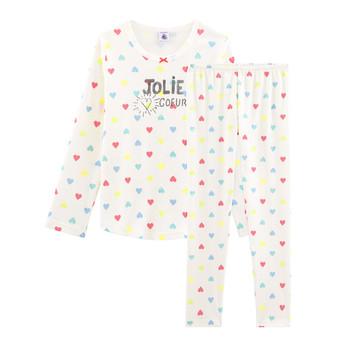 Υφασμάτινα Κορίτσι Πιτζάμα/Νυχτικό Petit Bateau FIONA Multicolour