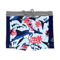 Υφασμάτινα Αγόρι Μαγιώ / shorts για την παραλία Petit Bateau FEUILLAGE Multicolour