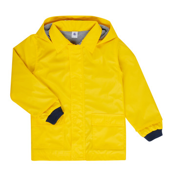 Υφασμάτινα Παιδί Παρκά Petit Bateau FATAH Yellow