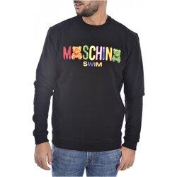 Υφασμάτινα Άνδρας Φούτερ Moschino 3A1701 Black