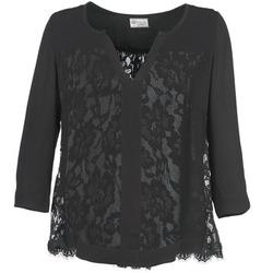 Υφασμάτινα Γυναίκα Μπλούζες Stella Forest STIRPIA Black