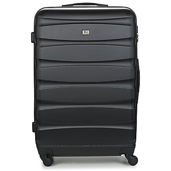 Τσάντες Valise Rigide David Jones CHAUVETTINI 107L Black