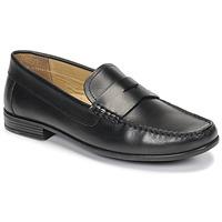 Παπούτσια Άνδρας Μοκασσίνια André OFFICE Black