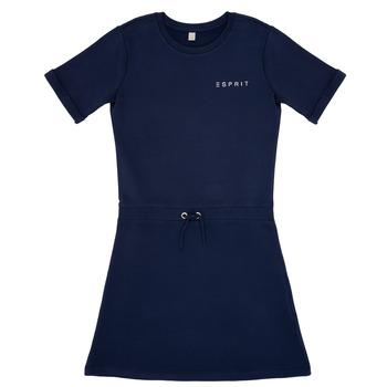 Υφασμάτινα Κορίτσι Κοντά Φορέματα Esprit EDEN Marine