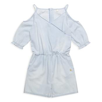 Υφασμάτινα Κορίτσι Ολόσωμες φόρμες / σαλοπέτες Esprit FRANCESCO Μπλέ
