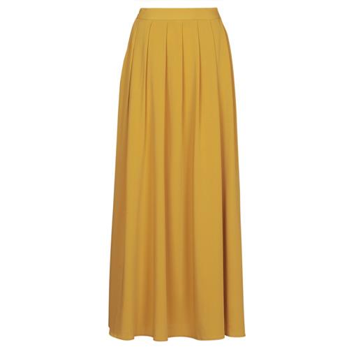 Υφασμάτινα Γυναίκα Φούστες Betty London MERCI Yellow