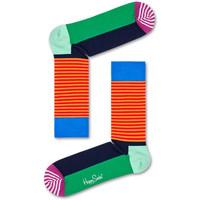Αξεσουάρ Κάλτσες Happy Socks Christmas cracker holly gift box Πολύχρωμο