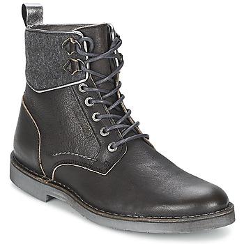 Παπούτσια Άνδρας Μπότες Cristiano Ronaldo CR7 GRUNGE 04 Black