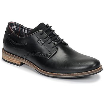 Παπούτσια Άνδρας Derby André ROLL Black