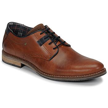Παπούτσια Άνδρας Derby André ROLL Brown