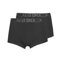 Εσώρουχα Άνδρας Boxer Hom HOM BOXERLINES BOXER BRIEF HO1 PAXK X2 Black