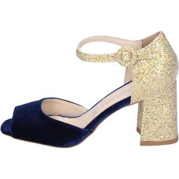 Παπούτσια Γυναίκα Σανδάλια / Πέδιλα Olga Rubini BP571 Μπλε
