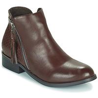 Παπούτσια Γυναίκα Μπότες Xti  Black