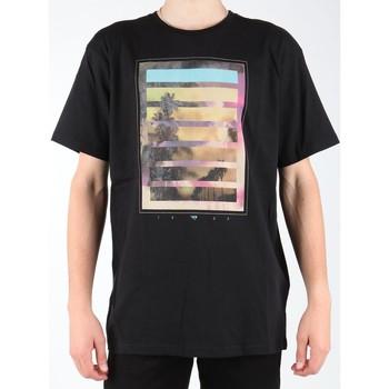 Υφασμάτινα Άνδρας T-shirt με κοντά μανίκια Quiksilver EQYZT00013-KVJ0 black
