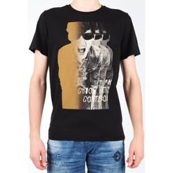 Υφασμάτινα Άνδρας T-shirt με κοντά μανίκια Lee Photo Tee Black L60BAI01 black