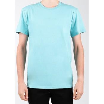 Υφασμάτινα Άνδρας T-shirt με κοντά μανίκια DC Shoes DC SEDYKT03376-BHA0 blue