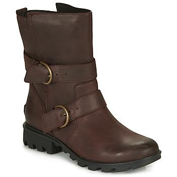 Παπούτσια Γυναίκα Snow boots Sorel PHOENIX MOTO Brown